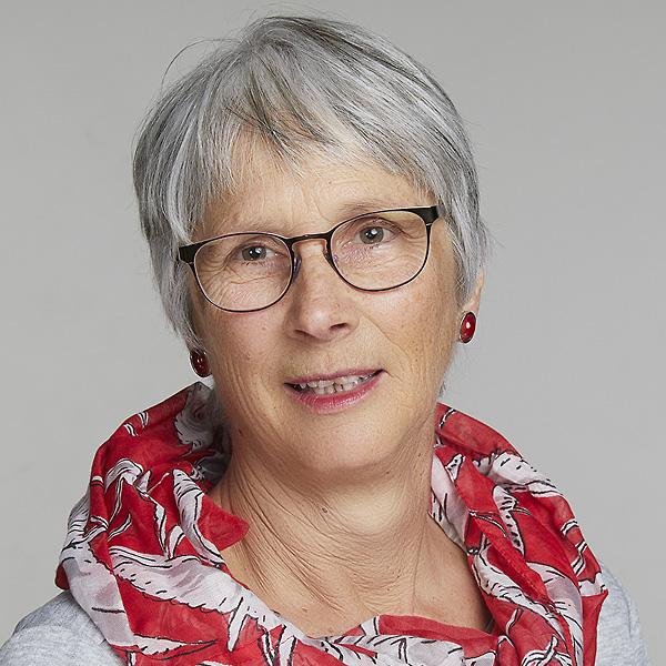 Portrait Ines Walter Grimm