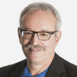 Portrait John Steggerda