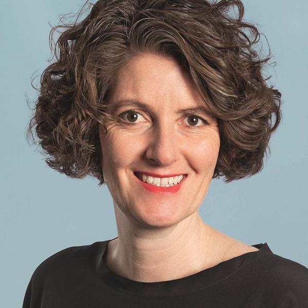Portrait Lelia Hunziker